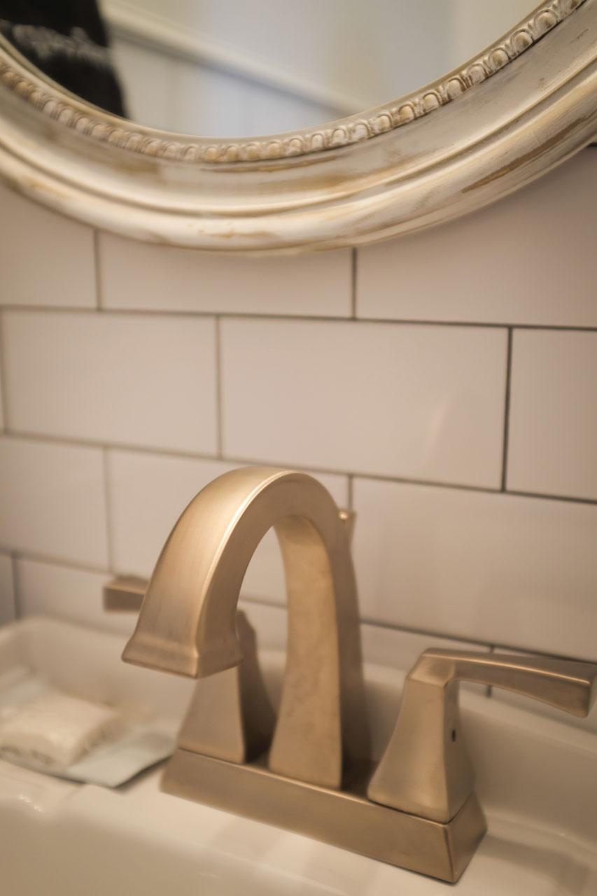 interior design sink details