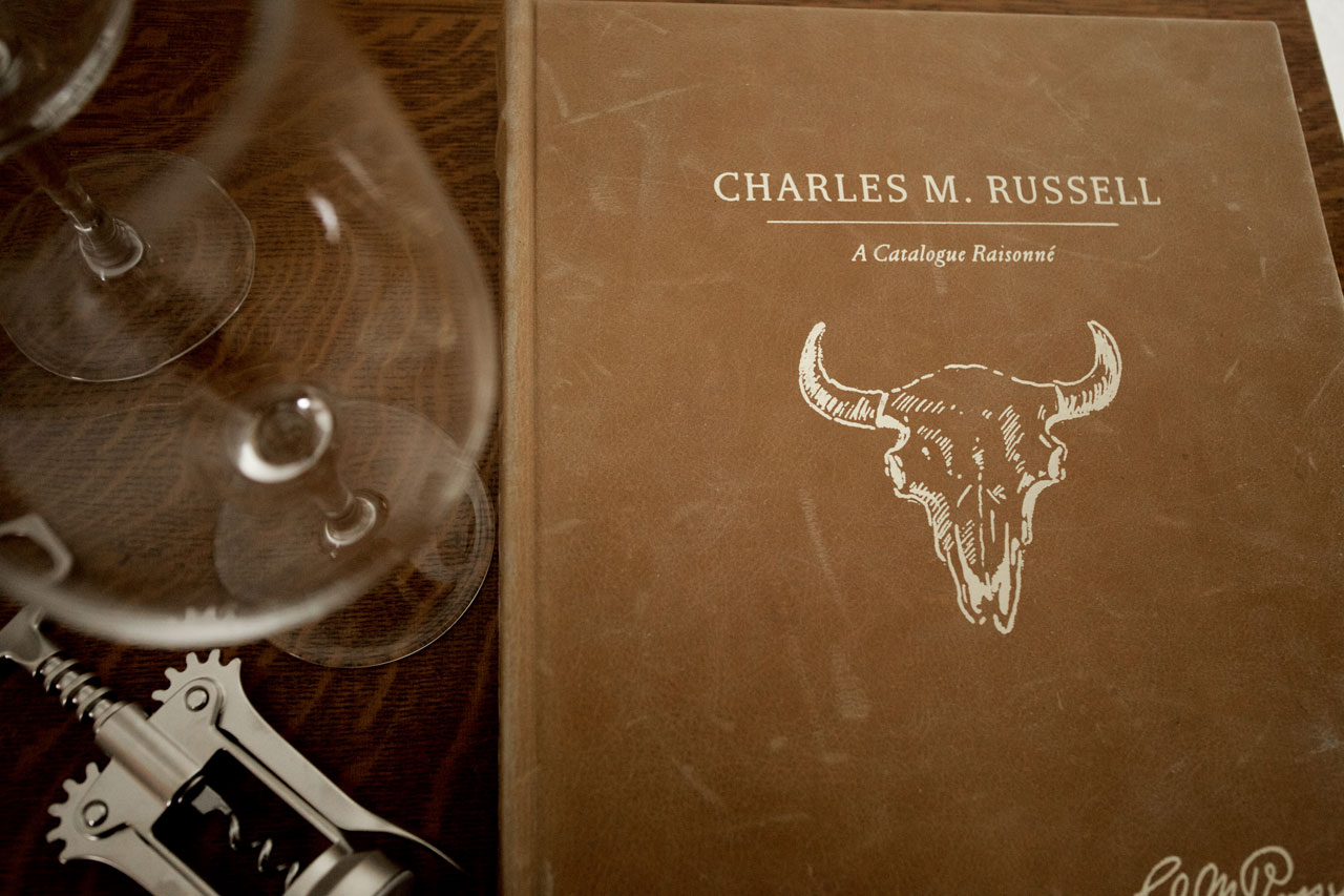 book by charles m russell