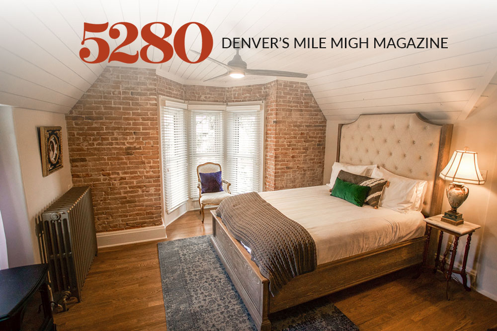 Dove Inn featured in Denver's 5280 magazine