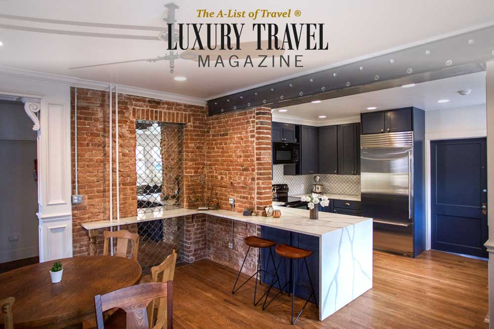 Luxury Travel Magazine features The Dove Inn