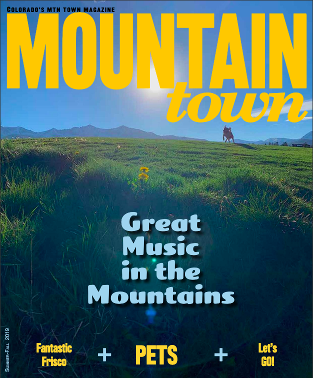 "Mountain Town Magazine: ""A Relaxed Getaway in Downtown Golden"""